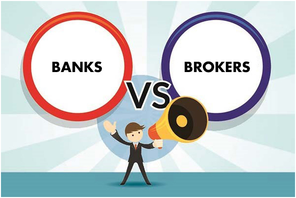 See the difference between talking directly to a bank or a mortgage broker.