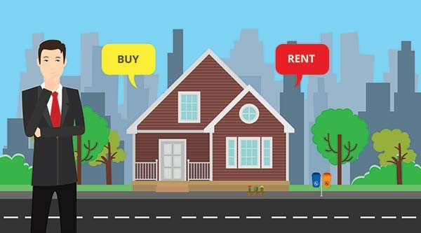 Should you rent instead of buying a house?