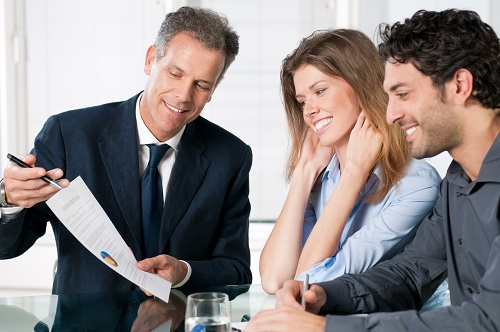 Meet with a reputable financial planner to get professional advice about recovering from a bankruptcy.